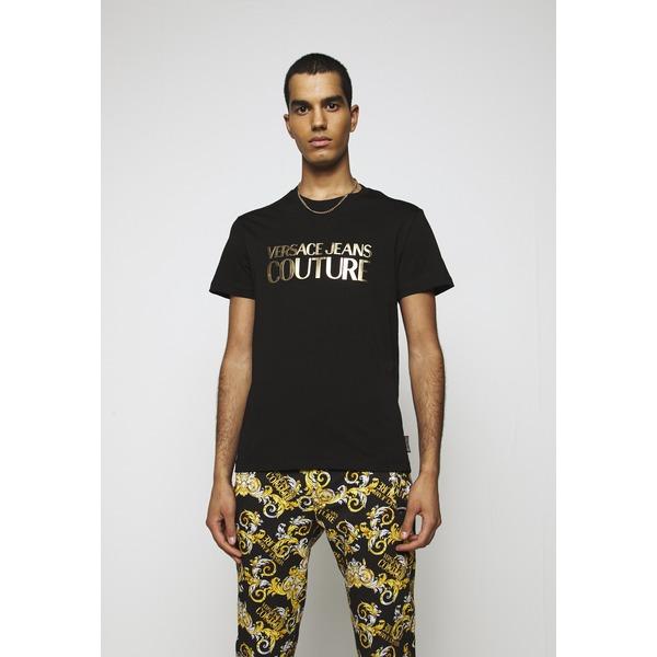 ベルサーチ メンズ トップス 格安 Tシャツ トレンド black 全商品無料サイズ交換 - Print MOUSE T-shirt yljp000e
