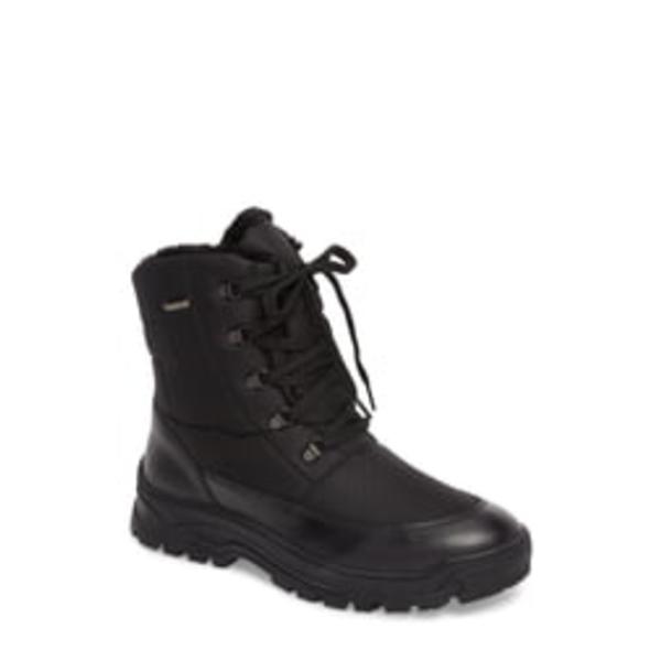 パジャール メンズ ブーツ&レインブーツ シューズ Trigger Winter Waterproof Boot Black