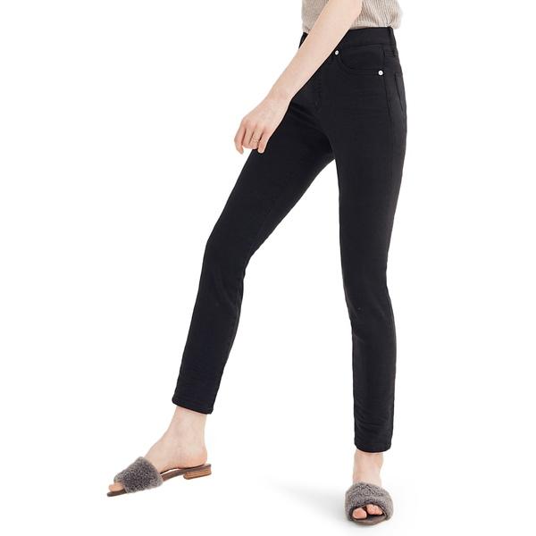 メイドウェル レディース デニムパンツ ボトムス 9-Inch High Waist Ankle Skinny Jeans: Tencel Edition Lunar