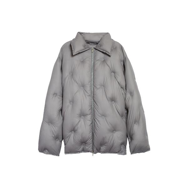 マルタンマルジェラ レディース ジャケット&ブルゾン アウター Padded Jacket Medium Grey