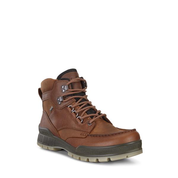 エコー メンズ ブーツ&レインブーツ シューズ Track 25 Boot Brown Nubuck