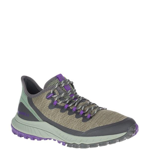 メレル レディース スニーカー シューズ Bravada Mesh Hiking Sneakers Sage