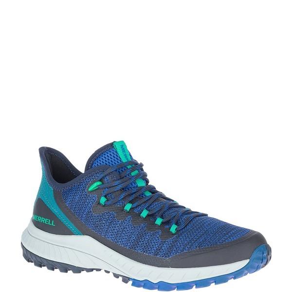 メレル レディース スニーカー シューズ Bravada Mesh Hiking Sneakers Cobalt