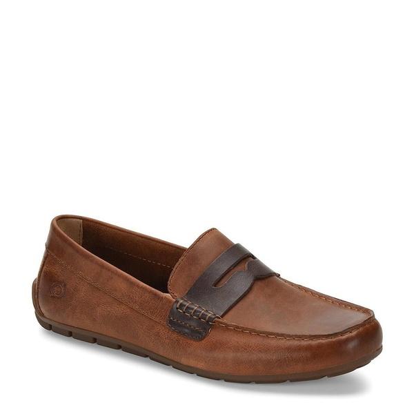 ボーン メンズ スニーカー シューズ Men's Andes Loafer Tan