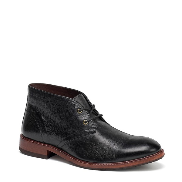 トラスク メンズ ブーツ&レインブーツ シューズ Men's Landers Boots Black