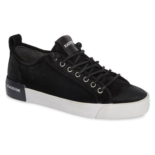 ブラックストーン レディース スニーカー シューズ Blackstone GL60 Sneaker (Women) Black Leather