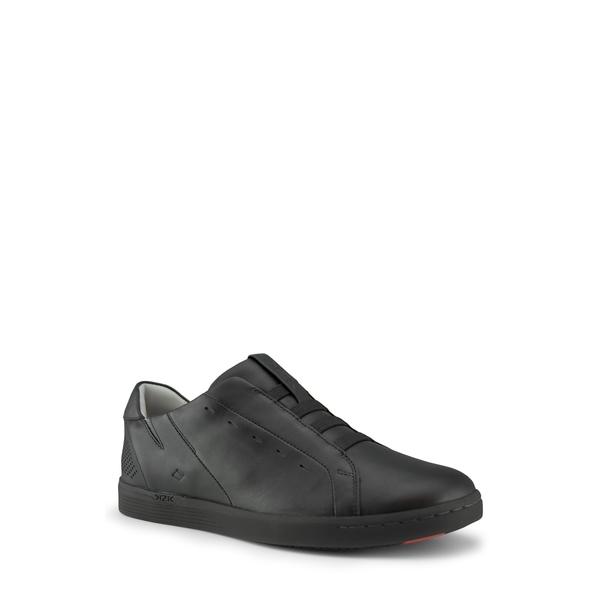 キジック メンズ スニーカー シューズ New York Hands-Free Slip-On Sneaker Black
