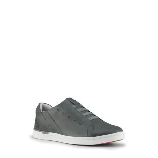 キジック メンズ スニーカー シューズ New York Hands-Free Slip-On Sneaker Castle Leather