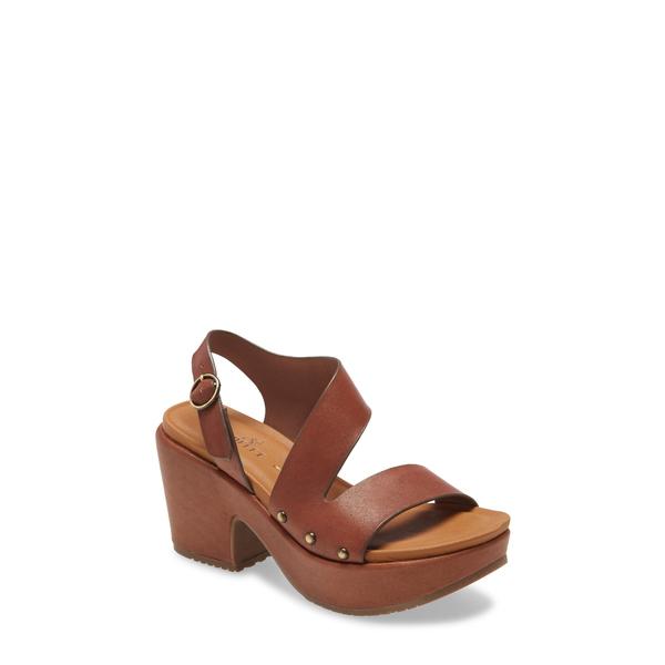 ネイキッドフィート レディース サンダル シューズ Dasa Platform Sandal Tuscany Leather