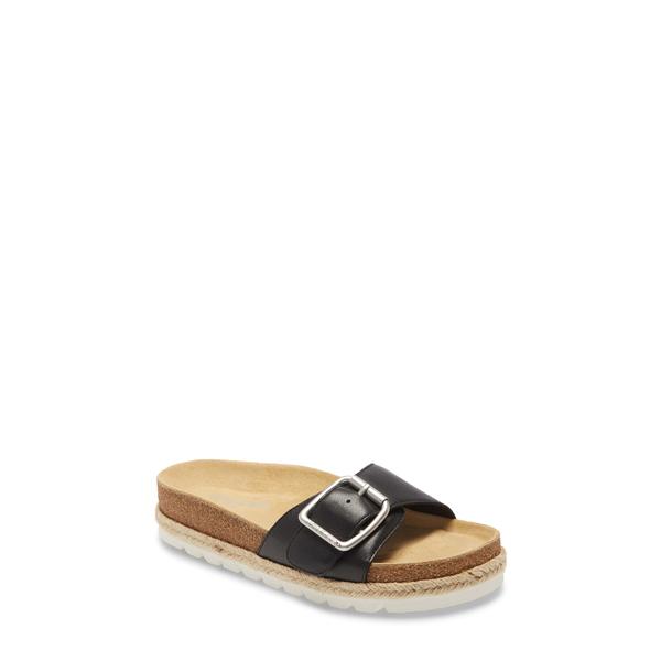 ジェースライズ レディース サンダル シューズ Lust Sandal Black Leather