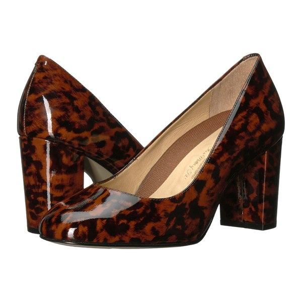 ウォーキング クレイドル レディース ヒール シューズ Matisse Leopard Patent Leather