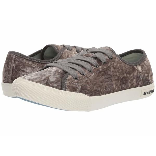 シービーズ レディース スニーカー シューズ Monterey Sneaker Crush Silver