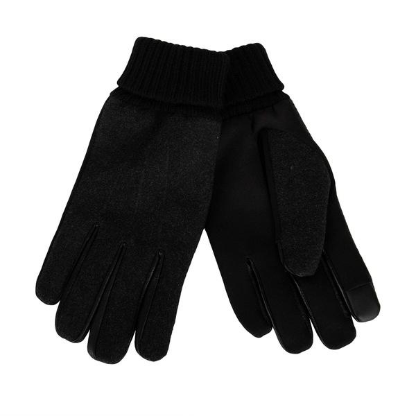 ドッカーズ メンズ 売れ筋 アクセサリー 手袋 Charcoal Wool Fabric Gloves Men's お気に入 全商品無料サイズ交換 Dockers