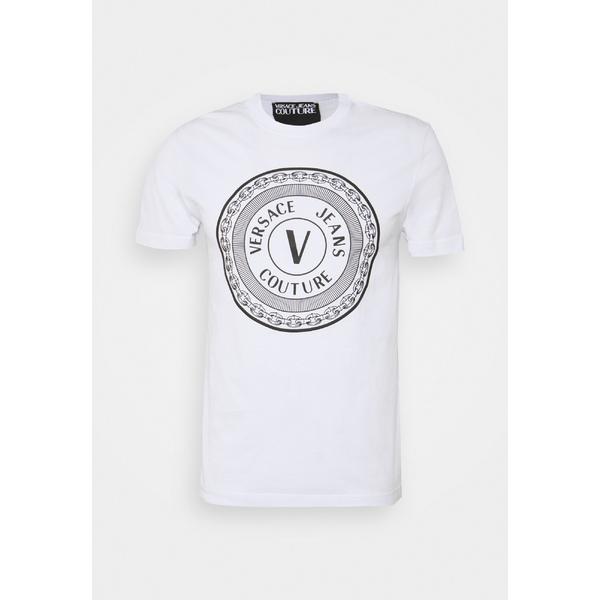 ベルサーチ メンズ トップス Tシャツ 安全 white 全商品無料サイズ交換 yqej004f Print 感謝価格 MOUSE - T-shirt
