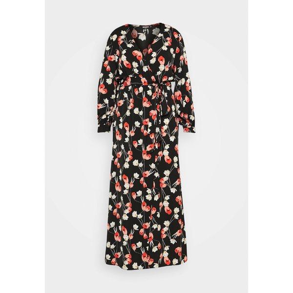 ミスガイデッド レディース トップス ワンピース red 全商品無料サイズ交換 PLUNGE Day FLORAL DRESS yqej0052 激安挑戦中 - 新着 dress