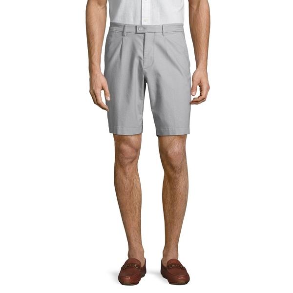ボス メンズ ハーフ&ショーツ ボトムス Printed Stretch Walking Shorts Pastel Grey