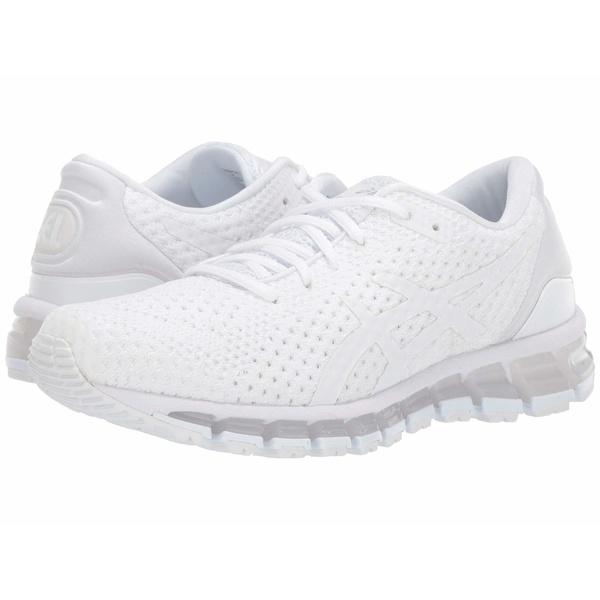 アシックス レディース スニーカー シューズ GEL-Quantum 360 Knit White/White