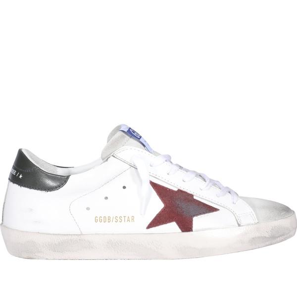 ゴールデン グース デラックス ブランド メンズ シューズ スニーカー - 激安通販 Sneakers Golden 人気の製品 Super-Star Deluxe Goose 全商品無料サイズ交換 Brand