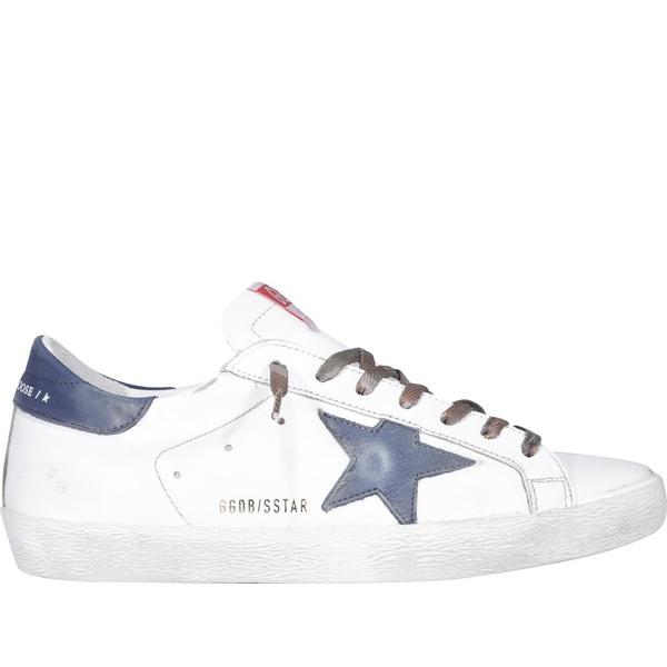 ゴールデン 全品送料無料 グース デラックス ブランド メンズ 数量は多 シューズ スニーカー - Sneakers Goose Super-Star Golden 全商品無料サイズ交換 Brand Deluxe