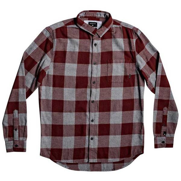 Quiksilver Mens Thermo Hyper Flannel Ii