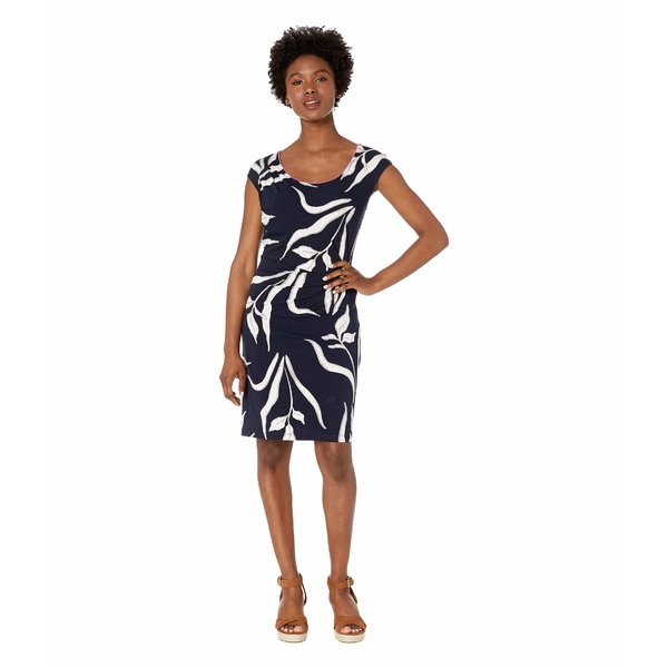 ニックプラスゾーイ レディース ワンピース トップス Petite Iris Twist Dress Multi