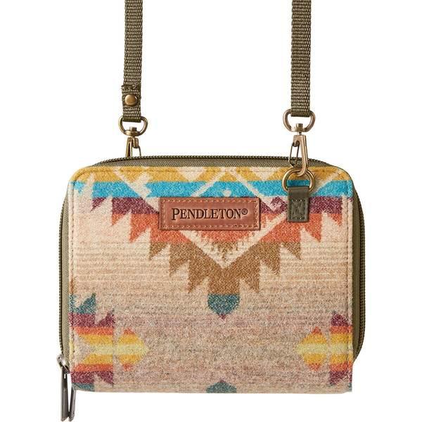 ペンドルトン レディース 財布 アクセサリー Wallet On A Strap - Women's Taos Trail