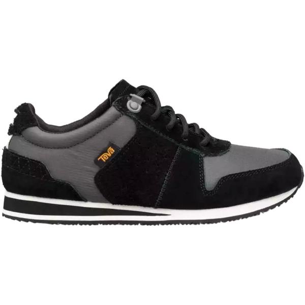 テバ レディース スニーカー シューズ Highside '84 Shoe - Women's Black