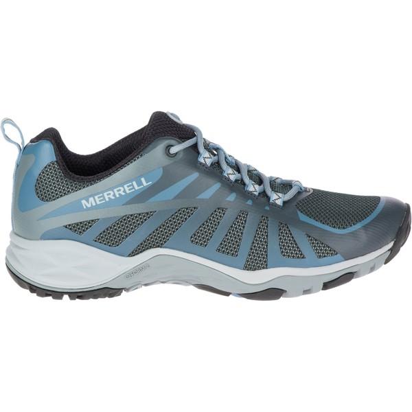 メレル レディース ブーツ&レインブーツ シューズ Merrell Women's Siren Edge Q2 Waterproof Hiking Boots Castlerock