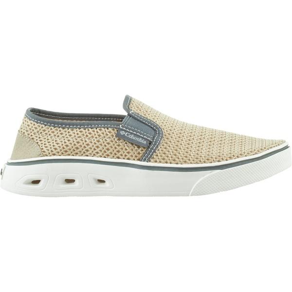 新品 Columbia レディース シューズ スニーカー AncientFossil SeaSalt 全商品無料サイズ交換 Women's Vulc Moc 日本メーカー新品 Shoes Casual Spinner コロンビア
