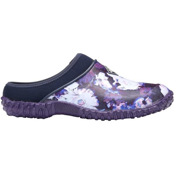 ムックブーツ レディース ブーツ&レインブーツ シューズ Muck Boots Women' Muckster II Clogs Blue/Multi