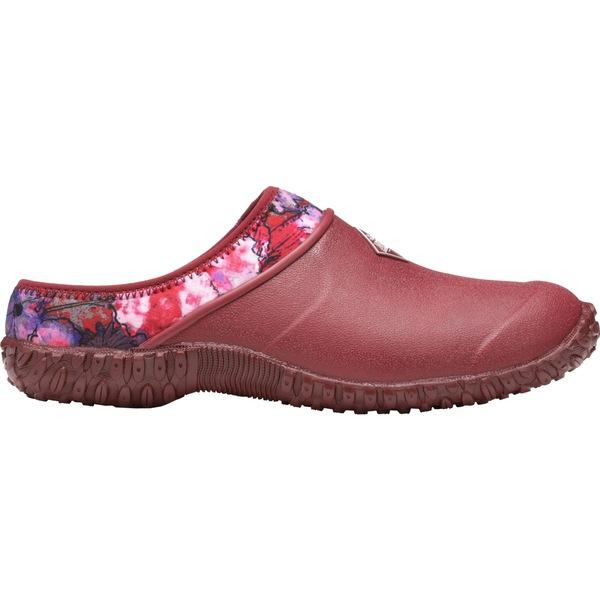 ムックブーツ レディース ブーツ&レインブーツ シューズ Muck Boots Women' Muckster II Clogs Red/Multi
