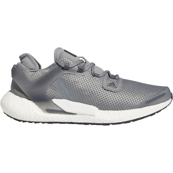 アディダス メンズ ランニング スポーツ adidas Men's Alphatorsion Boost Running Shoes Grey/Black