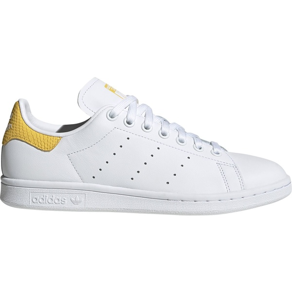 アディダス レディース スニーカー シューズ adidas Originals Women's Stan Smith Shoes White/Yellow