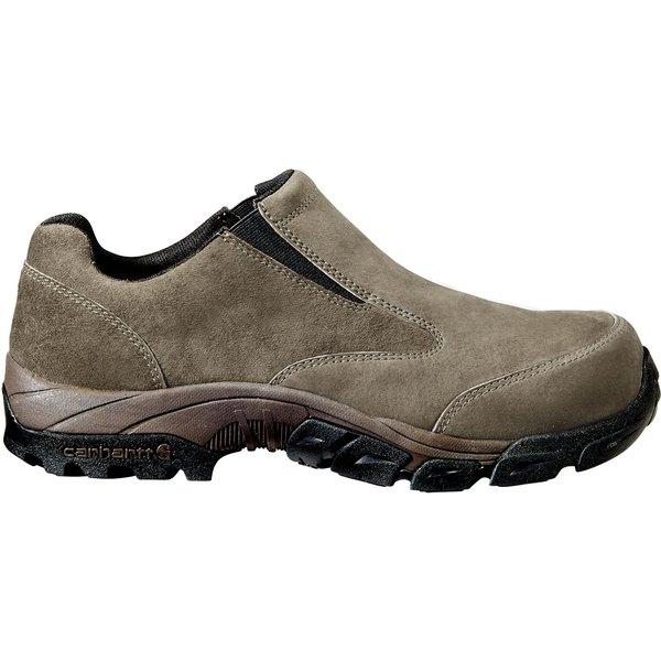 カーハート メンズ ブーツ&レインブーツ シューズ Carhartt Men's Lightweight Slip-On Work Shoes BrownSuede