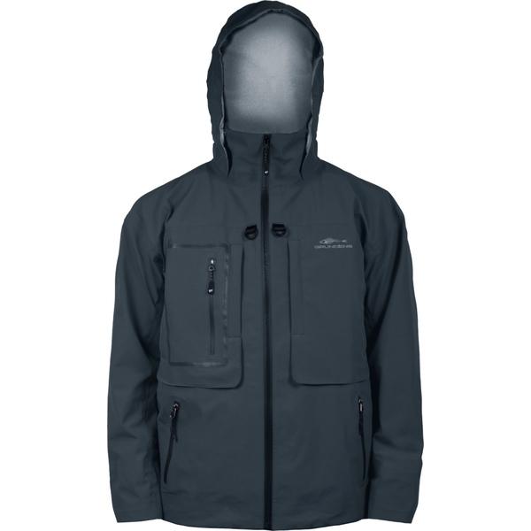 グランデンズ メンズ ジャケット&ブルゾン アウター Grundns Dark and Stormy Jacket (Regular and Big & Tall) DarkSlate
