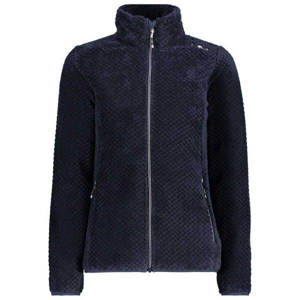 シーエムピー レディース アウター ジャケット ブルゾン Black Jacket CMP お気に入 yvzy0146 全商品無料サイズ交換 Blue 開催中