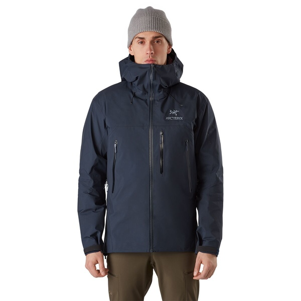 アークテリクス メンズ ジャケット&ブルゾン アウター Beta SV Jacket - Men's Kingfisher