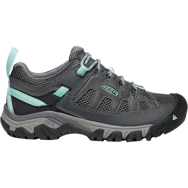キーン レディース スニーカー シューズ Targhee Vent Hiking Shoe - Women's Steel Grey/Ocean Wave