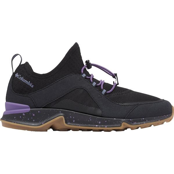 コロンビア レディース スニーカー シューズ Vitesse Slip Shoe - Women's Black/Plum Purple
