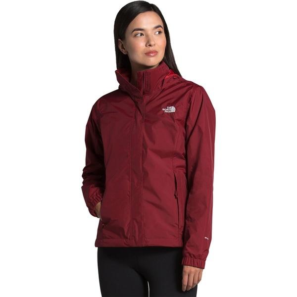 ノースフェイス レディース ジャケット&ブルゾン アウター Resolve 2 Hooded Jacket - Women's Pomegranate