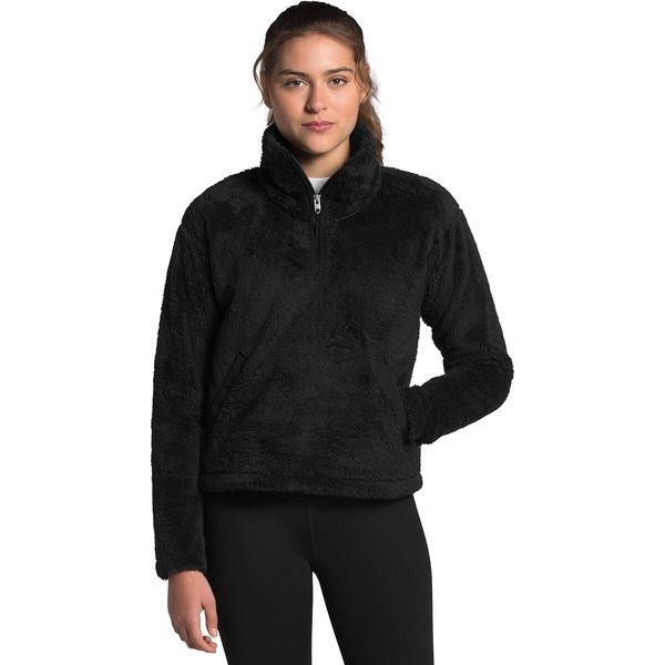 ノースフェイス レディース ジャケット&ブルゾン アウター Furry Fleece Pullover - Women's TNF Black