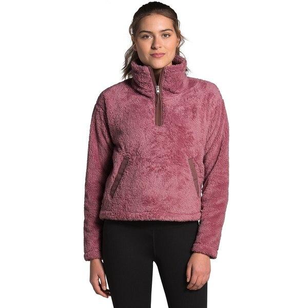 ノースフェイス レディース ジャケット&ブルゾン アウター Furry Fleece Pullover - Women's Mesa Rose