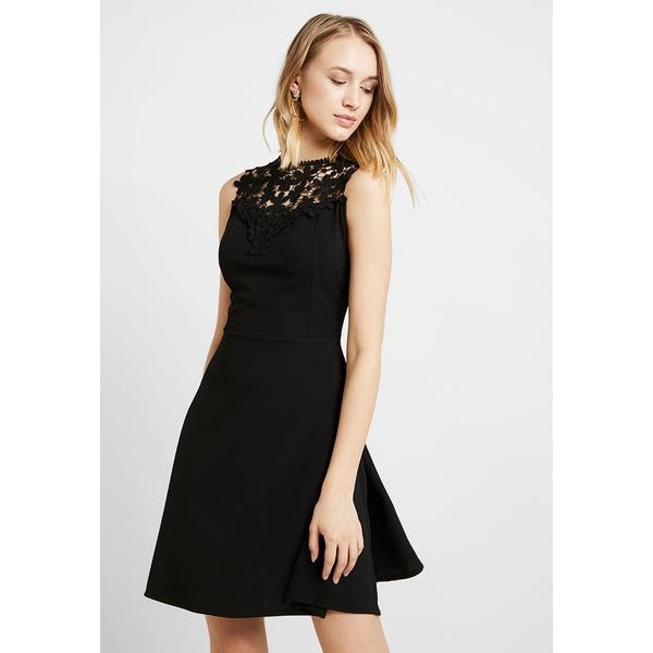 black dress Day - - ワンピース ジー DRESS ヴァル BUST yzqq01a9 トップス レディース SKATER