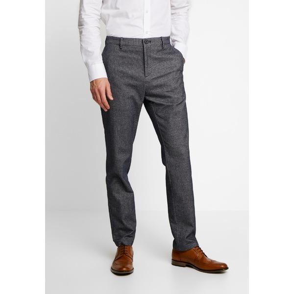 蔵 トミー ヒルフィガー メンズ ボトムス カジュアルパンツ blue 全商品無料サイズ交換 SLIM - Trousers ランキングTOP5 zabd01c4 FIT PANT DESIGN FLEX