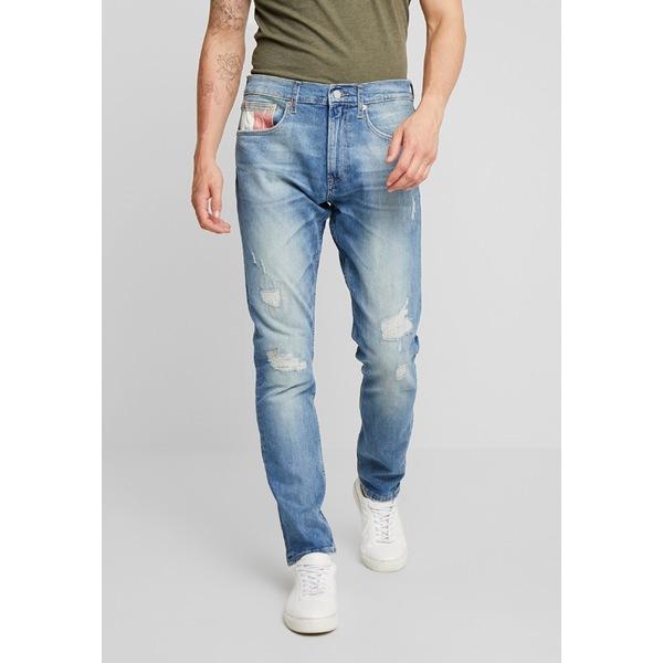 トミーヒルフィガー メンズ ボトムス デニムパンツ sky light blue 全商品無料サイズ交換 ストアー MODERN Tapered - TAPERED 休日 Jeans zabd01c4 Fit 1988 SKYLT