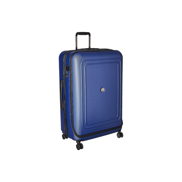 デルシー メンズ ボストンバッグ バッグ Cruise Lite Hardside 29 Expandable Spinner Upright Blue