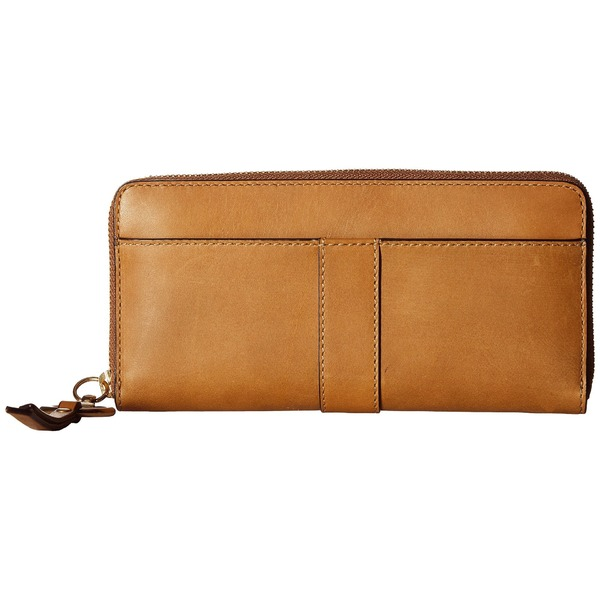 フライ レディース 財布 アクセサリー Ilana Harness Zip Wallet Cognac Antique Veg Tan
