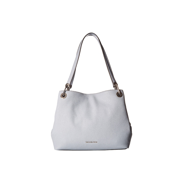 cb9b59134852 マイケルコース レディース ハンドバッグ バッグ Raven Large Shoulder Tote Pale Blue