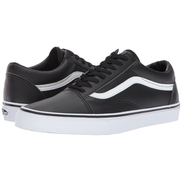 バンズ メンズ スニーカー シューズ Old Skool (Classic Tumble) Black/True White