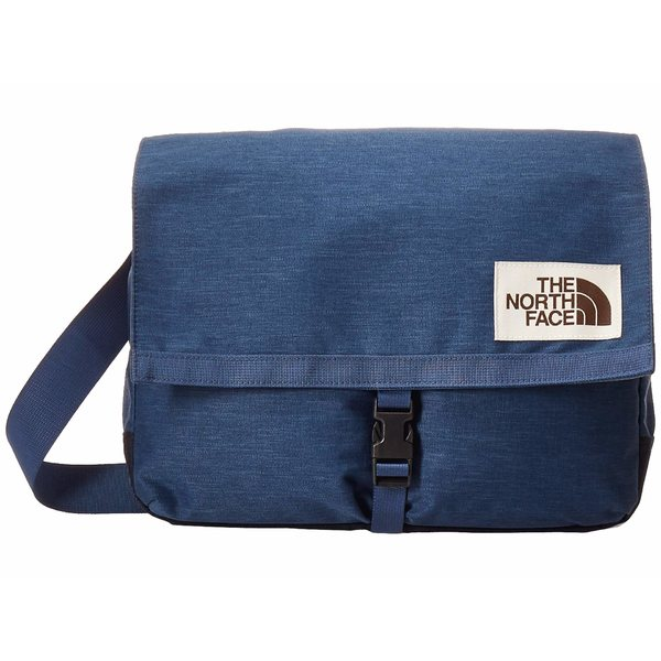 ノースフェイス メンズ ビジネス系 バッグ Berkeley Satchel Shady Blue Light Heather/Urban Navy Light Heather